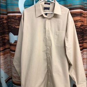 Other - NWOT Men's Stafford button down shirt